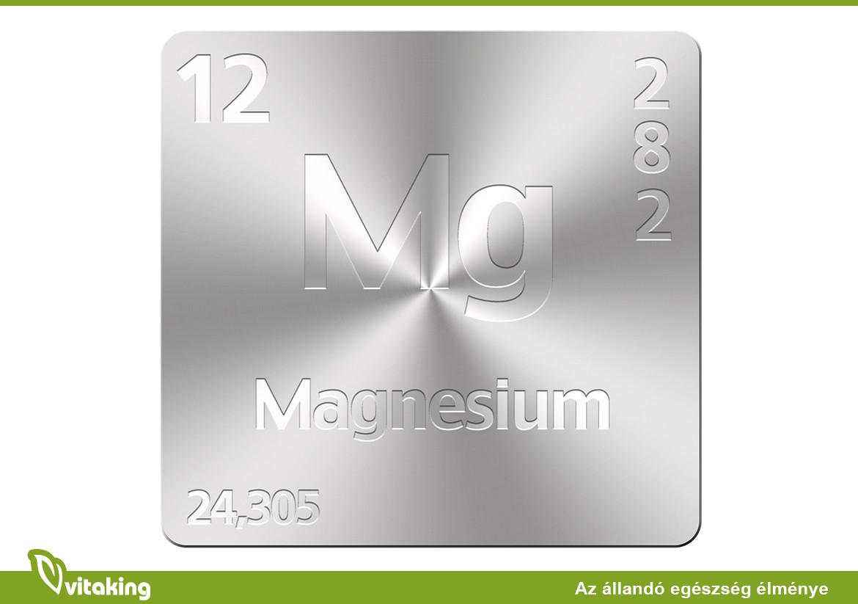 A legfejlettebb magnézium készítményünk