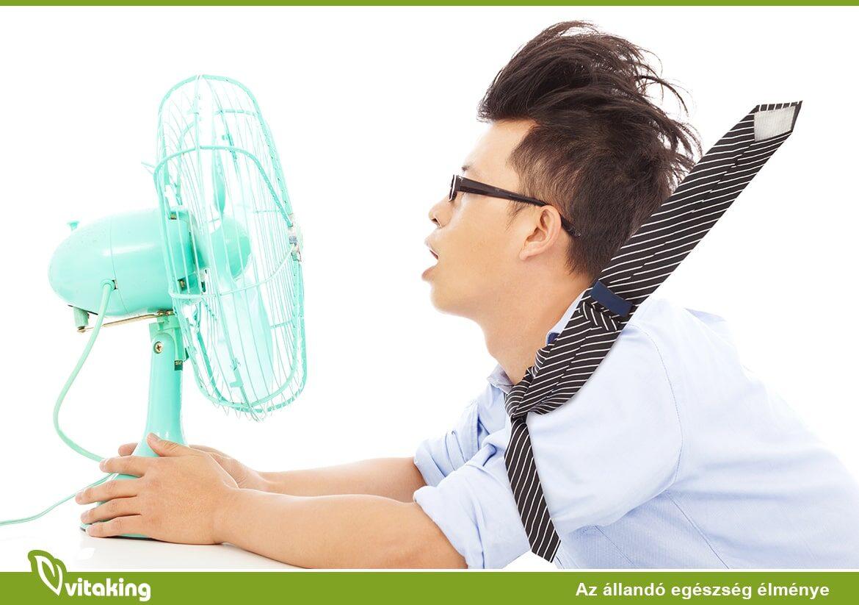 Kánikula elleni trükkök - így kevésbé fog megviselni a hőség