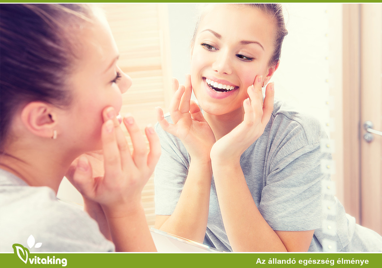 A 6 legfontosabb táplálék az egészséges bőrért
