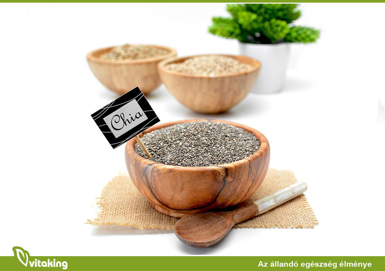 Chia mag – az aranynál is többre becsült élelmiszer
