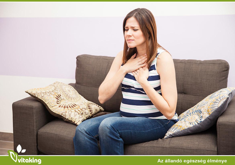6 egészségtelen szokás, ami a reflux kialakuláshoz vezethet