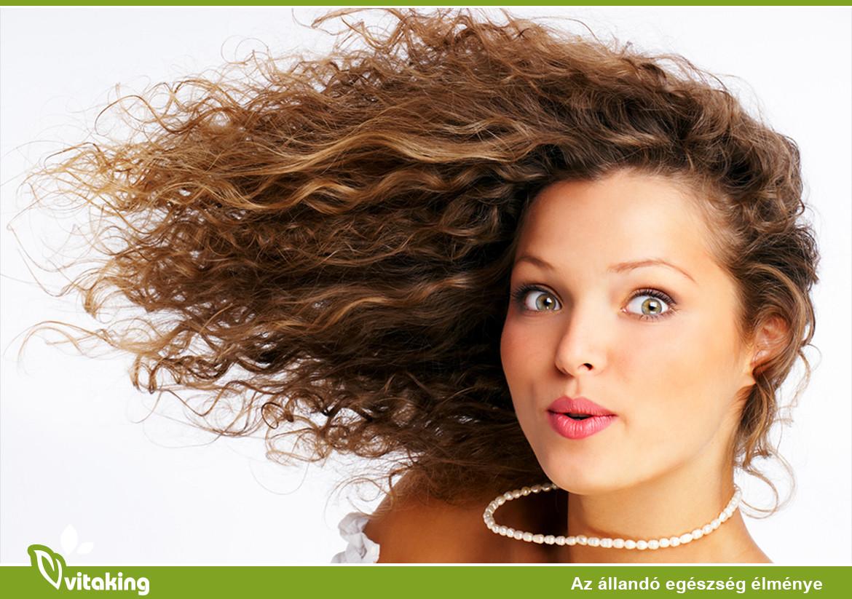 Vitaminokkal a hajhullás ellen