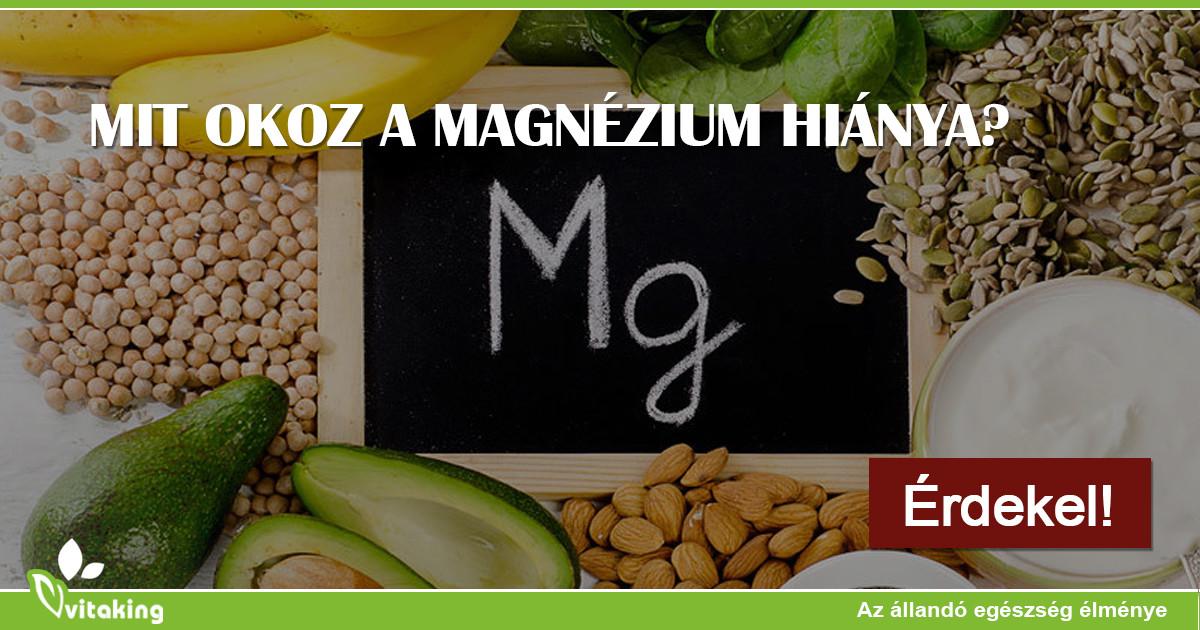 hogyan hat a magnézium a parazitákra