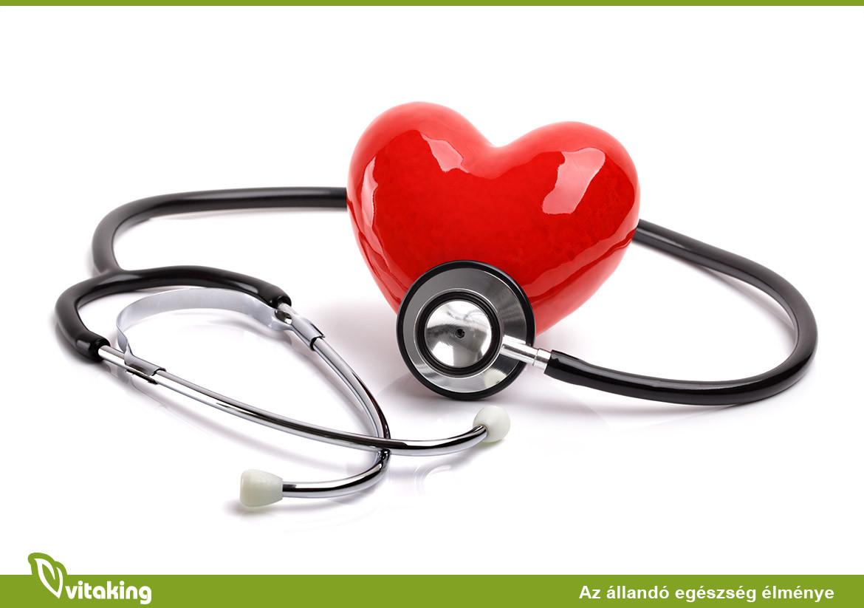 Napi 2 gramm c-vitamin a szív egészségéért