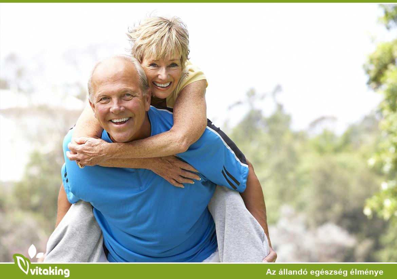 Egészséges öregedés. Hogyan legyen fitt és fiatalos 50 év felett?