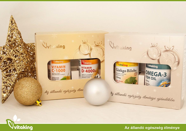 Ajándékozzon egészséget karácsonyra!