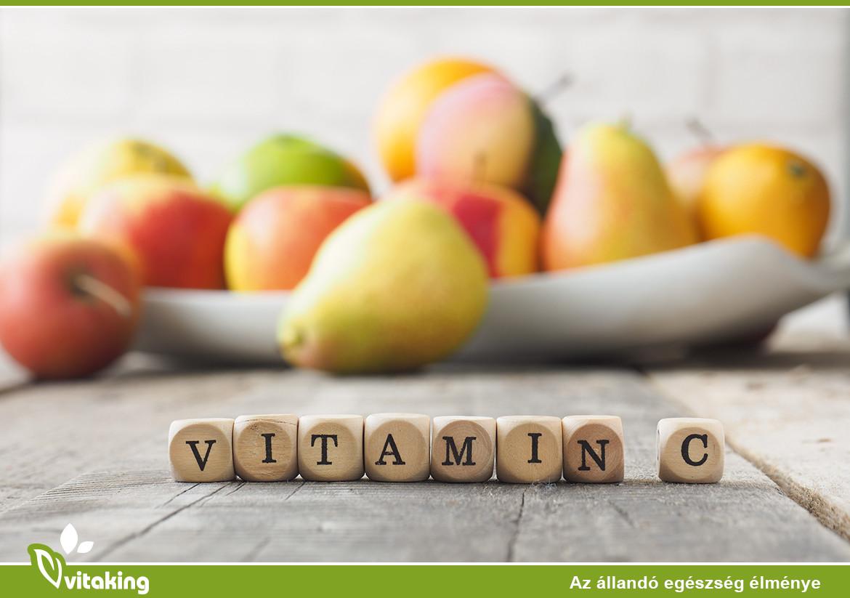 A C-vitamin vírusellenes szer
