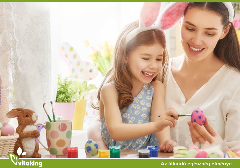 Közeledik a Húsvét! Együnk tojást!