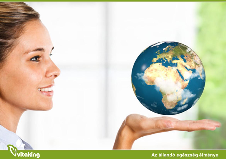 A Föld Napja alkalmából - környezetvédelem és immunerősítés egyben