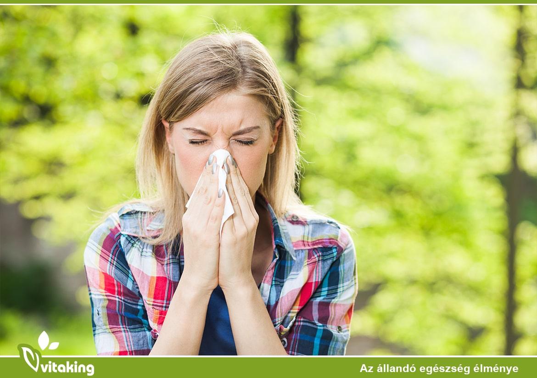 Allergia és hőség ellen milyen vitaminokat szedjek?