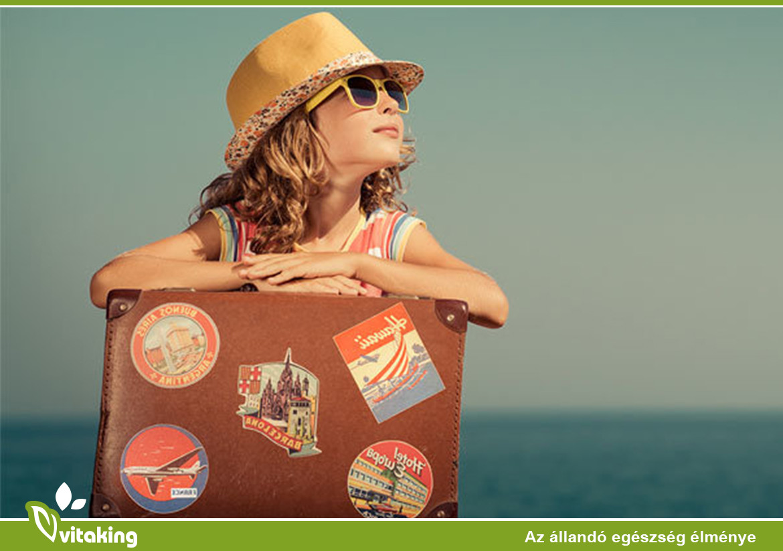Mik a legfontosabb étrend-kiegészítők nyaralás előtt és alatt?