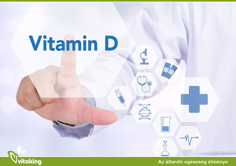 Milyen betegségek hozhatóak összefüggésbe a d-vitamin hiányával?