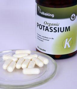 Vitaking Kálium 99mg (100 db)