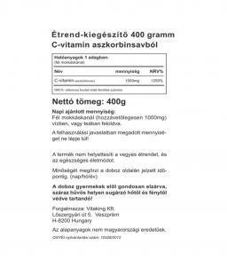 Vitaking Aszkorbinsav por 400g