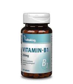 Vitaking B1 vitamin (250mg)