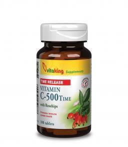 Nyújtott felszívódású 500mg-os C-vitamin - Vitaking