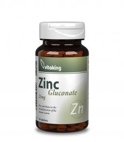 Vitakin Cink glükonát 25 mg
