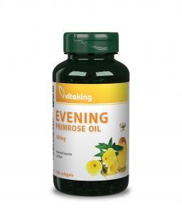 Vitaking Ligetszépe olaj 500mg (100 gkapsz) I vitaking.hu
