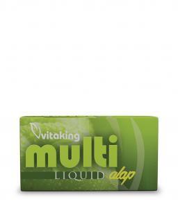 Multi Liquid Alap - multivitamin a mindennapokra! Vitaking