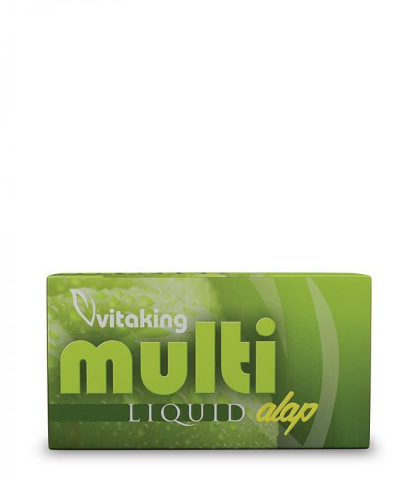 Multi Liquid Alap - multivitamin a mindennapokra! Vitaking