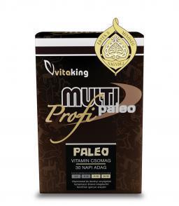 Vitaking Paleo Profi multivitamin - Érték Minőség Nagydíj