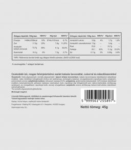 Vitaking Protein szelet (45g) - magas fehérjetartalommal!