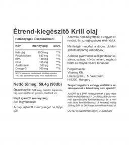 Vitaking Vitakrill (krill olaj) 500 mg +astaxanthin (30db)