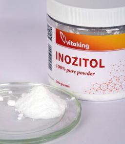 Vitaking 100% Myo Inositol 200g (1500mg/napi adag)