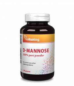 Vitaking 100% D-mannose por 100g