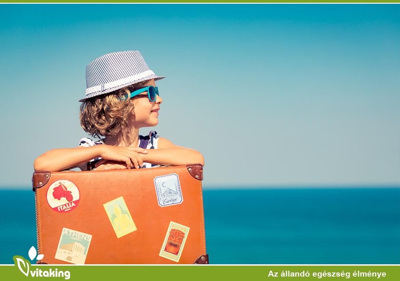 Étrend-kiegészítők nyaralás előtt és alatt? Mik a legfontosabbak?