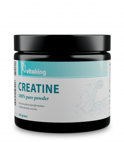Vitaking Kreatin monohidrát por 250g (mikronizált) vitaking.hu