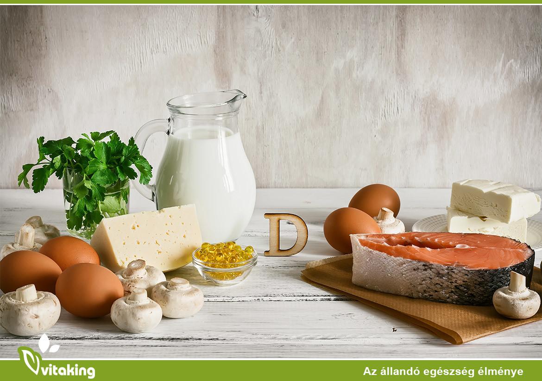 D-vitamin szint: Előre jelezheti a jövőbeli egészségügyi kockázatokat