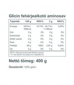 Vitaking 100% Glicin 400g