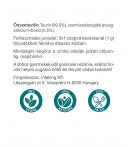 Taurin italpor 300g (natúr)
